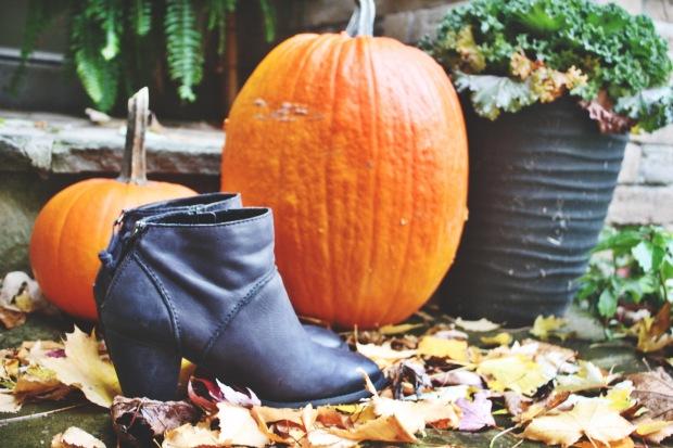 Sandra - Fall Boots