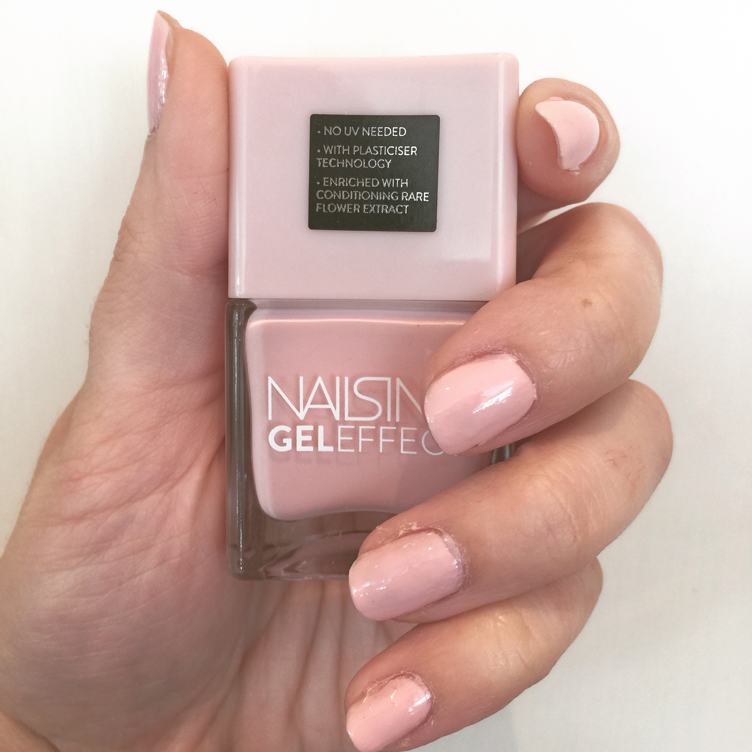 Nails Inc Gel Effect in Mayfair Lane | Lipstick and L\'Attitude